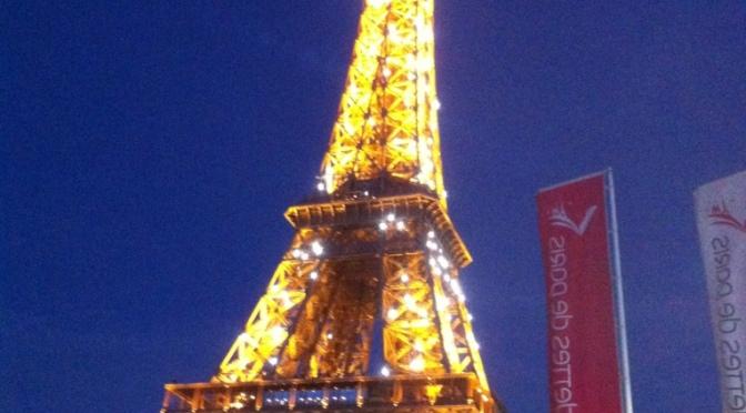 Chronicles of an Island Girl's First European Adventure: Paris Part 2
