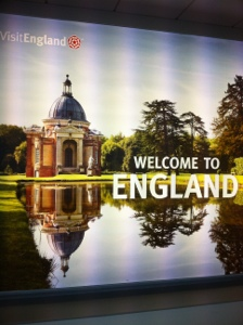 Chronicles of an Island Girl's First European Adventure: London Part I