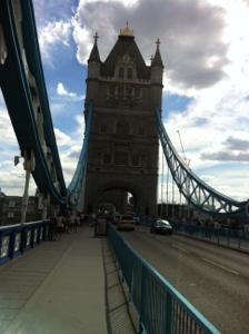 Chronicles of an Island Girl's First European Adventure: London Part 2